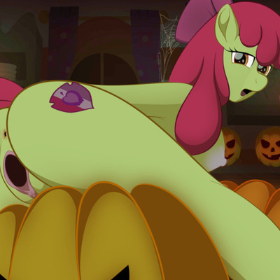 Halloween Cooking With Pinkie Pie