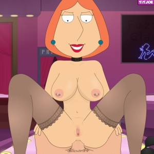 Lois Griffin Working Wife
